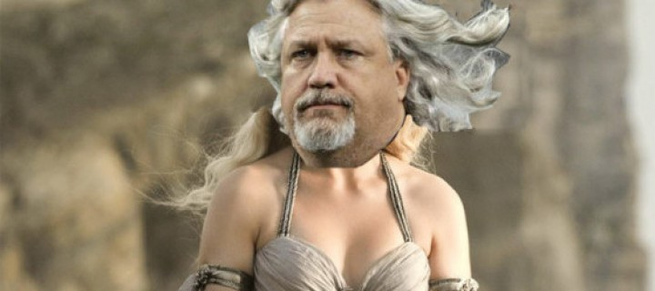 10 Greatest Internet Images of Rob Ryan's Hair