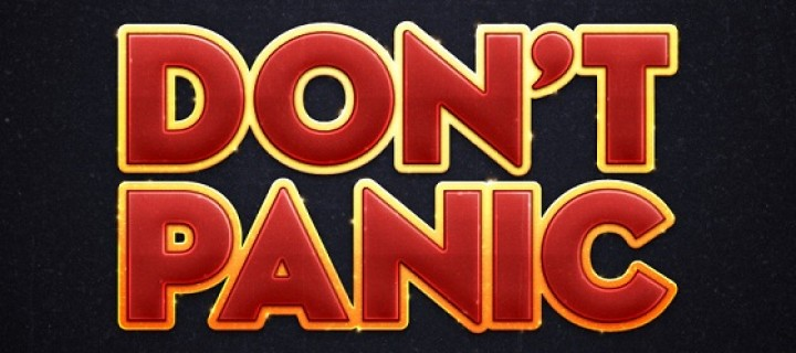 The Saints' New Don't Panic Game
