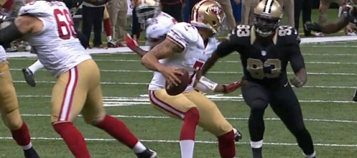 Here's Why the Refs Didn't Beat the 49ers