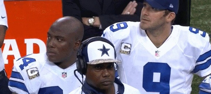 9 Saddest GIFs of Coaches & Players the Saints Have Destroyed