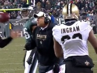 Hype Reel: Mark Ingram and Khiry Robinson ARE the Bash Bros