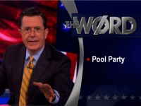The Word: Pool Party