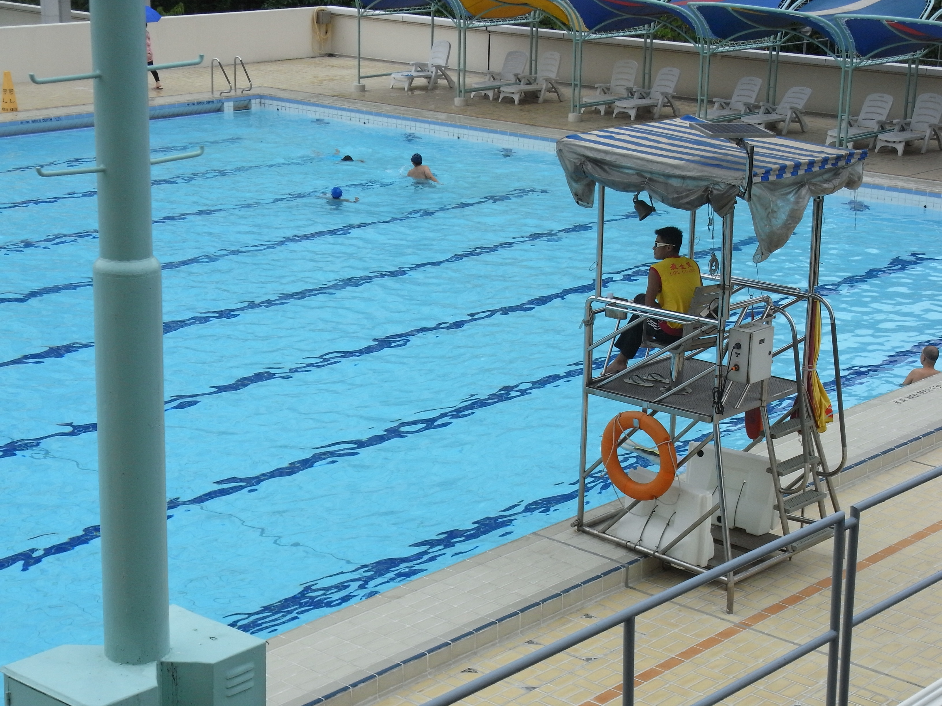 Tales from the pool a lifeguard 39 s training b g summer Swimming pool lifeguard requirements