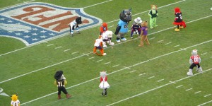 NFL Week 2 Predictions as if Each Team's Mascot Actually Played