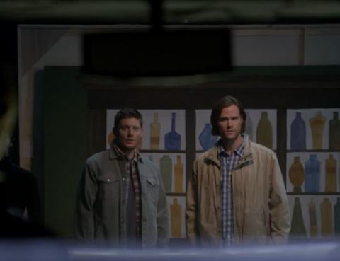 "How Supernatural Blurs the Lines between ""Fan-Fiction"""