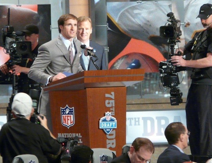 For the New Orleans Saints, the 2015 NFL Draft Is the First of a New Era