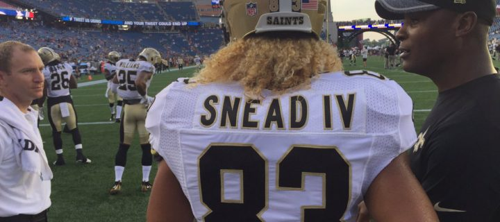 Willie Snead IV on the Long Arc of Football History