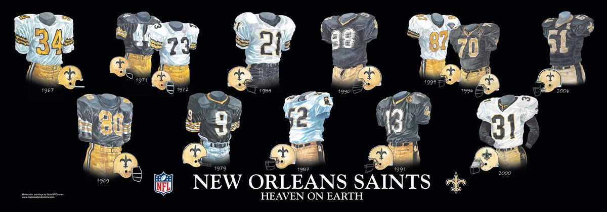 the best attitude 75d19 6a137 Rebuilding the Bandwagon: 2018 Saints Jersey Buying Guide ...