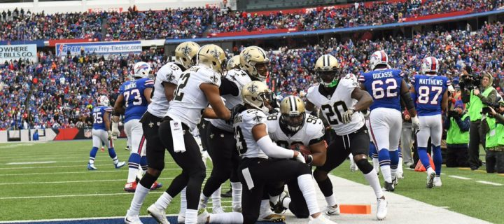 Dear newly-interested national media and general NFL fans: the Saints did this on purpose